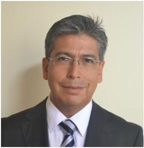 Sergio Fuentes, gerente regional de Aguas del Altiplano.