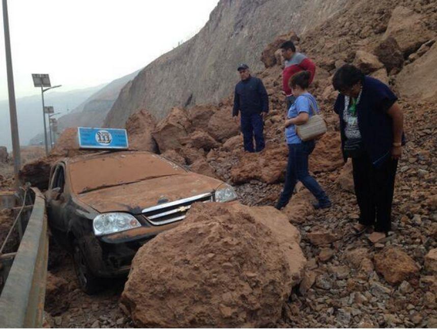 A un mes del terremoto: 21.813 personas están en condición de damnificados