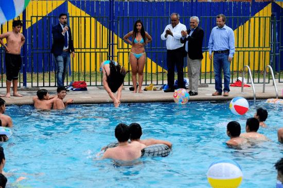 Inauguran temporada de piscinas en alto hospicio y - Piscinas en alto ...