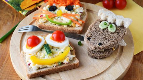 Consejos para fomentar la comida saludable a los ni os for Comida saludable para ninos