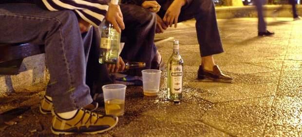 Resultado de imagen para chile alcoholismo juvenil