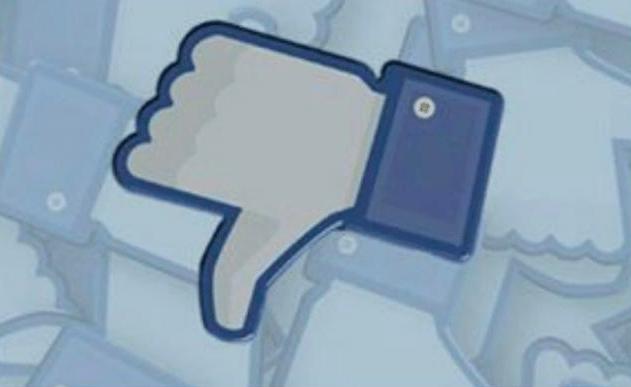 Facebook prueba un botón No me gusta en el Messenger
