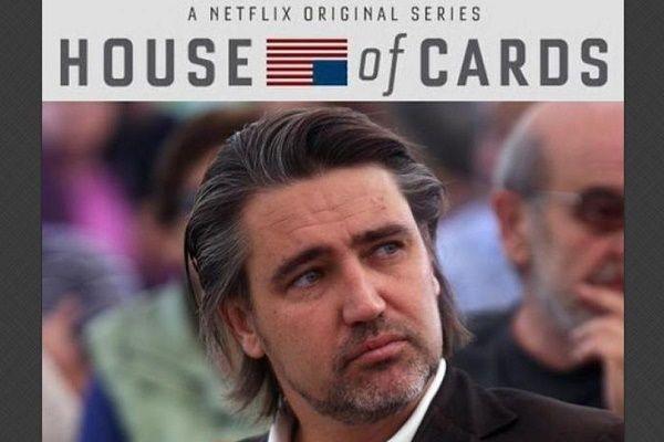 """Senador Fulvio Rossi  deja por un rato el estetoscopio y recomienda serie de Netflix """"The Fall"""""""