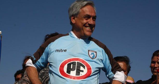 """Al parecer con agenda """"piola"""": Mañana nos visitará en Iquique el expresidente Piñera"""