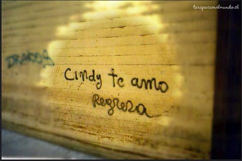 """Ciudad Tatuada: """"Cindy te amo"""" y la magia de encontrar al personaje 30 años después"""