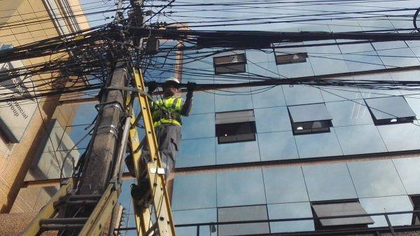 Hoy pelan cables de 9 a 13 horas: se suspende tránsito Tarapacá, entre Labbé y Ramírez