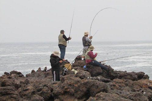 Iquique Glorioso sede  del Zonal de Pesca Deportiva del Norte