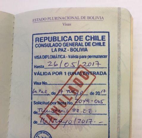 La semana pasada visitó la cárcel de Alto Hospicio: Chile revoca visa a ministro de Justicia boliviano, Héctor Arce