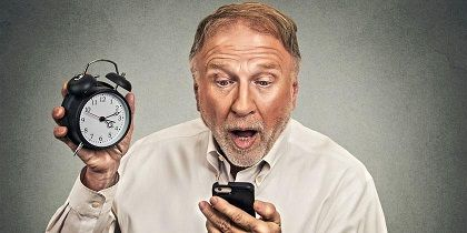 Siete recomendaciones para evitar problemas en tus dispositivos con el cambio de hora