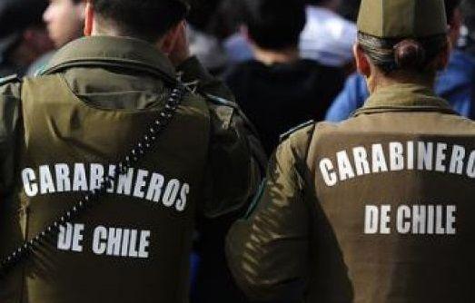 Carabineros Caso Armas: Dan libertad a uno de los detenidos