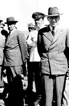 Eduardo Frei Montalva fue director del diario El Tarapacá entre 1936 y 1937. Vivió con su familia en una casa de El Morro.