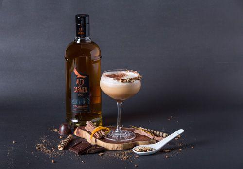 Lo positivo de la jornada: ¿Pisco y Chocolate? Explosión en sabor