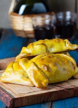 Empanada jurel
