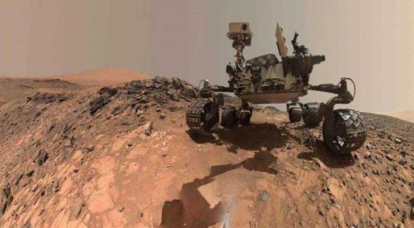 Hallan nueva evidencia de habitabilidad en Marte
