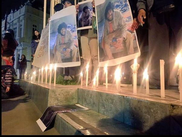 A dos años de su desaparición: Hoy realizan 'velatón' por José Vergara