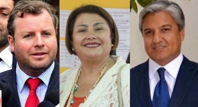 Encuesta SED ¿Por quién votarías para diputado o diputada? Gana Trisotti, Basualto y Patricio Martínez