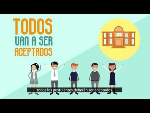 """Este mes comienza en Tarapacá """"Sistema de Admisión Escolar"""" que permitirá terminar con la odiosa discriminación"""