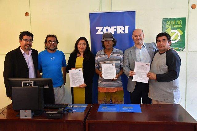 ZOFRI S.A. dispuso dependencias y asesoría integral| Cargadores: avanza proceso de implementación