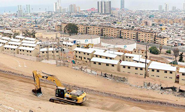 Fin a barrios de emergencia en Iquique y Alto Hospicio