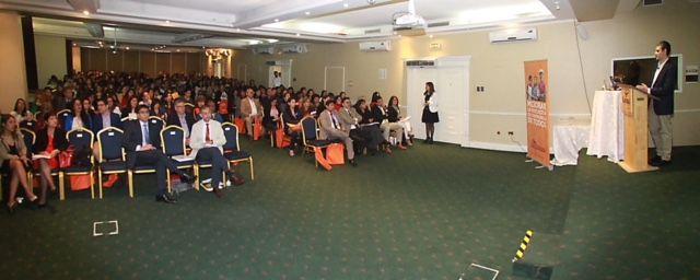 Docentes reflexionaron sobre educación pública en encuentro anual sobre enseñanza