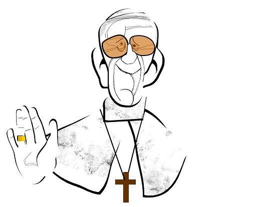 Encuesta tuitera de El Sol de Iquique rechaza financiar $ 1.400.000 para la venida del Papa Pancho