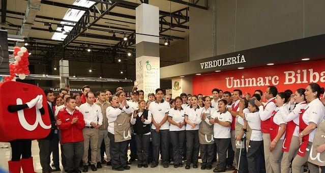 Iquique: Unimarc reinaugura tienda de Bilbao con una serie de mejoras y la renovación de sus diferentes secciones