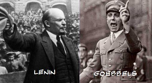 """Piñericosas: """"Lenin dijo: 'Miente, miente que algo queda'"""""""
