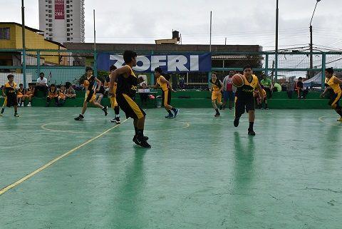 Categorías Sub 12 y Sub 13 continúan compitiendo en Plaza Arica Liga ZOFRI de Básquetbol 2017 entra en fase de definiciones