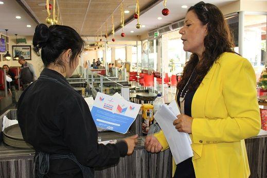 Autoridades del Trabajo hacen llamado a los trabajadores a votar y a los empleadores a otorgar los permisos correspondientes