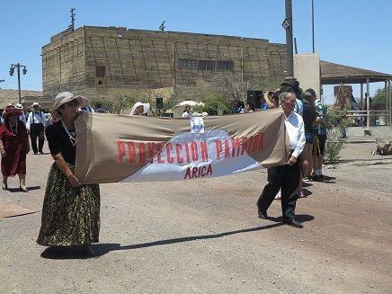 Pampinos renuevan compromiso con su historia y tradiciones, al concluir la Semana del Salitre en Humberstone