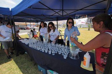 Balance post visita papal: Suministro de agua en Lobito e Iquique operó normalmente