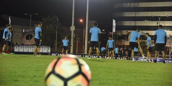 Operación Dragón: Deportes Iquique comenzó la temporada 2018