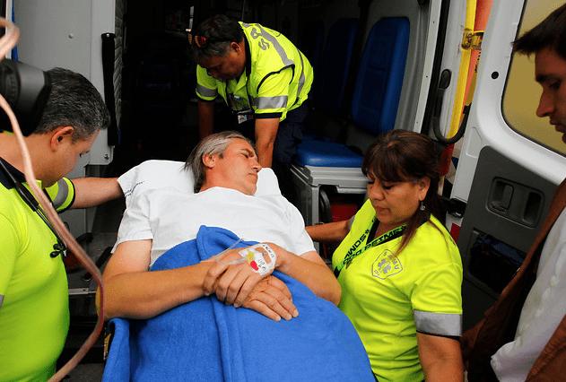 """¡No me ayude tanto compadre! Exbrigadista a seis meses del supuesto ataque a Fulvio Rossi:""""Es una posibilidad que se lo haya hecho él mismo"""""""