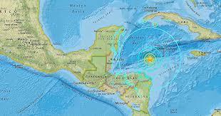 Esta Noche: Terremoto 7,6 remece la costa de Honduras (Shoa descartó peligro de tsunami para Chile)
