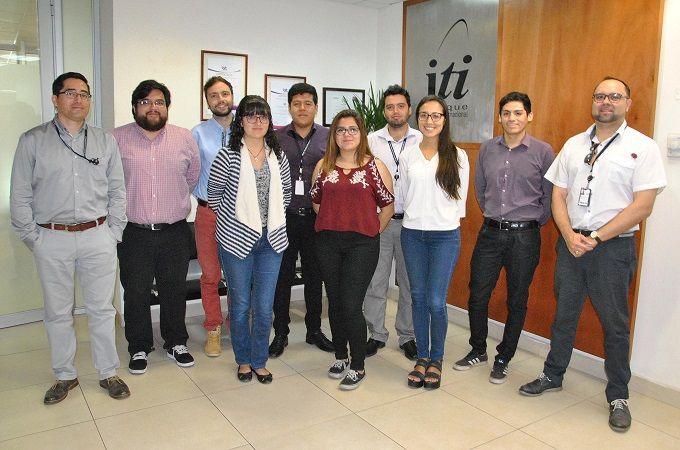 ITI incorpora una veintena de alumnos de todo el norte a prácticas profesionales