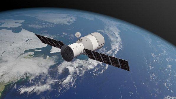 Estación espacial china caerá este fin de semana en la Tierra y podría impactar en norte de Chile