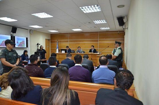 Caso Vergara: condenados reciben  penas entre 300 y 41 días de cárcel
