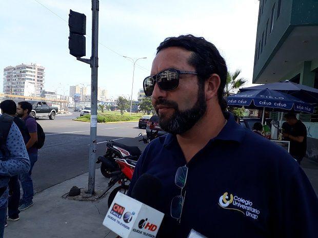 AUDIO |Intendente Quezada compromete apoyar acercamiento  con rector Soto Bringas con Sindicato del colegio UNAP