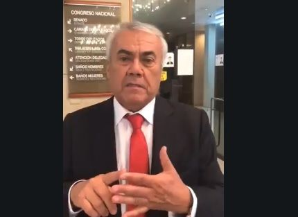 Desde Pancho Gancho Ramón Alberto tras jurar como diputado envió un saludos a la región