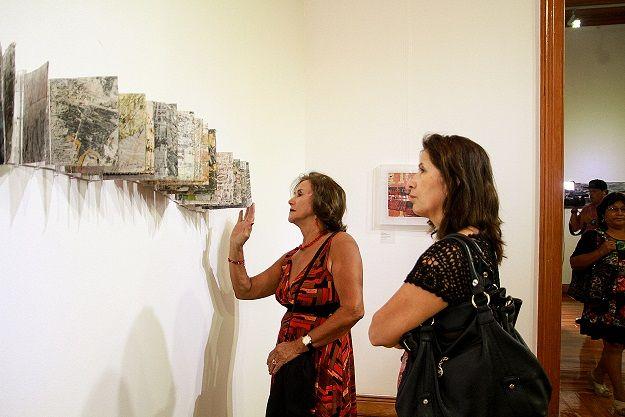 """Exposición """" Geografías"""" de Eliana Simonetti en Sala de Arte Casa Collahuasi"""