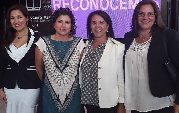 Directoras de ZOFRI S.A. en conmemoración del Día Internacional de la Mujer