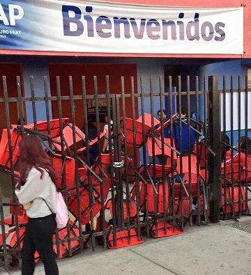 Brilló por su ausencia rector Soto: Toma feminista de la UNAP no se reunieron con comisión negociadora