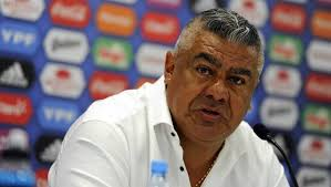 """Presidente de la AFA Claudio """"Chiqui"""" Tapia a horas de partido de Argentina-Nigeria se lanza contra la prensa"""