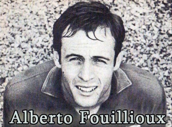 A  los 77 años murió el mundialista Tito Fouillioux