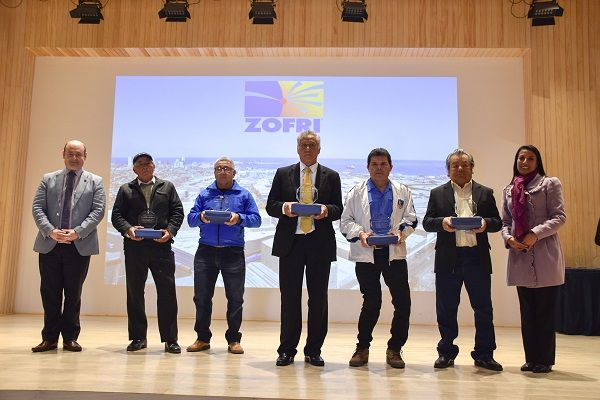 Nuevo grupo de cargadores de ZOFRI se acoge a retiro