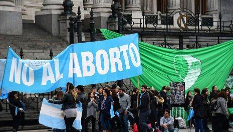 El Senado argentino frena la despenalización del aborto